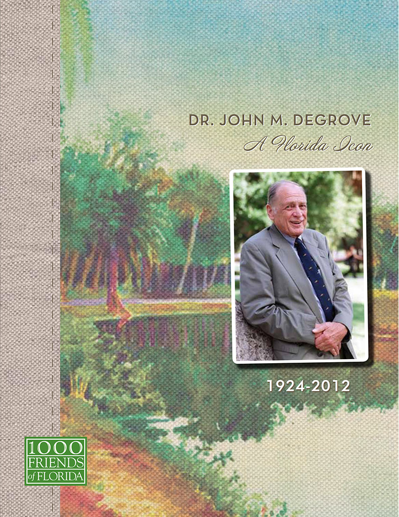 Dr John M. DeGrove