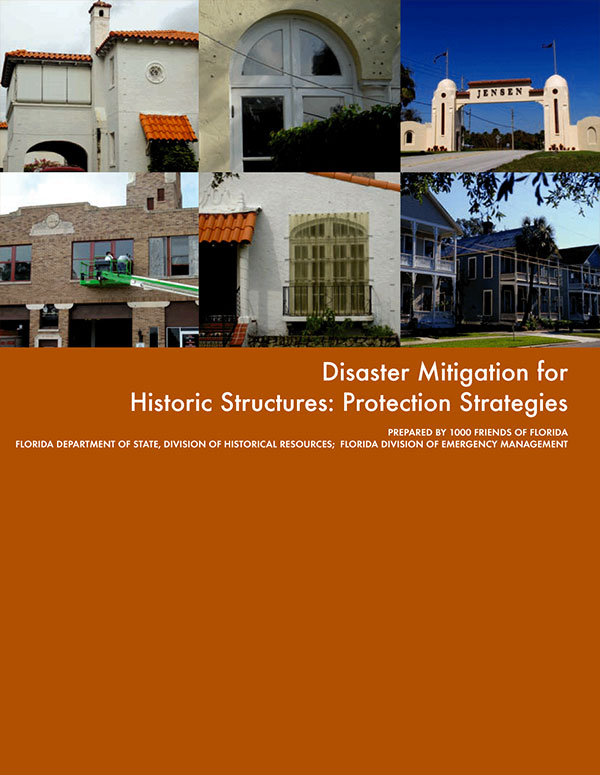 Disaster Mitigation for Historic Structures
