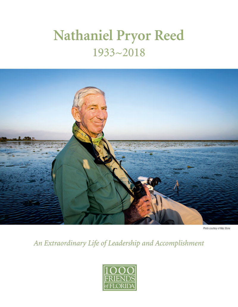 Nathaniel Pryor Reed