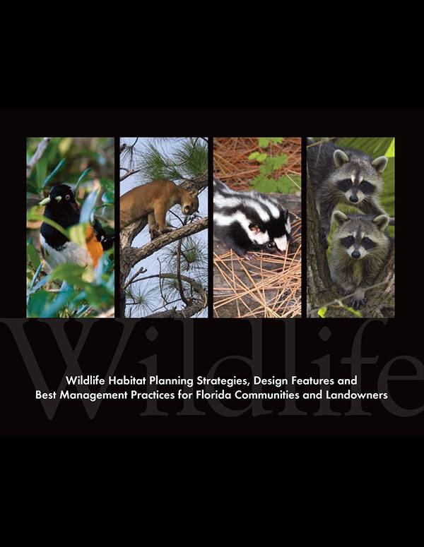 Florida Wildlife Habitat Planning Manual
