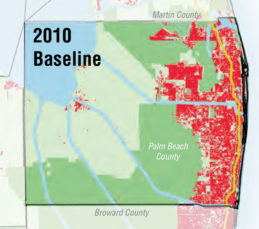 Palm Beach 2010 Base Line