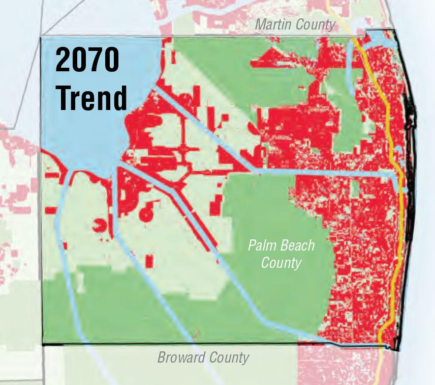 Palm Beach 2070 Trend